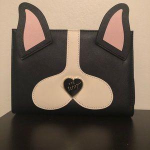 Betsey Johnson small dog bag